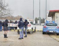 Faist se ne va a Perugia, presidio dei lavoratori per fermare la delocalizzazione