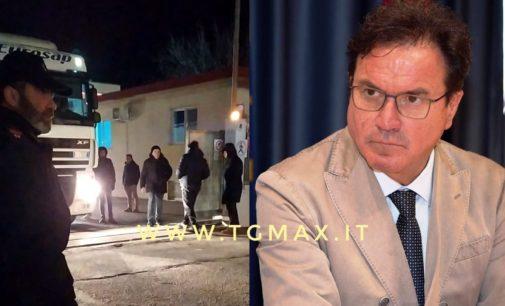 Mauro Febbo: l'intervento della polizia alla Faist poteva essere evitato, fatto di gravità inaudita