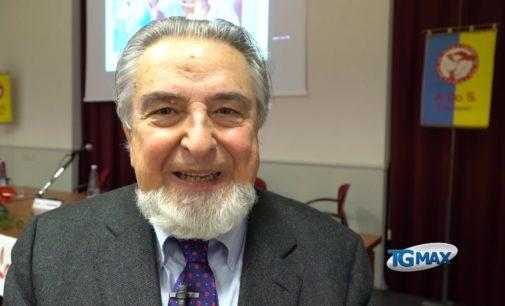 Lancia-sani, al cinquantennale dell'Ados De Gaetano propone il progetto per i 2700 associati