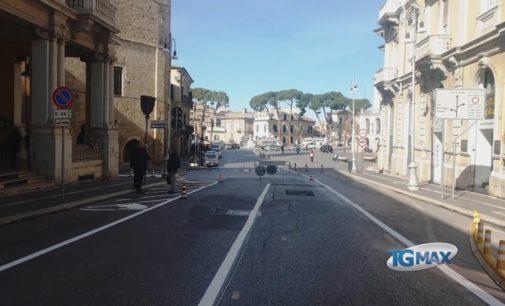 Lanciano, torna il doppio senso di marcia nell'unico tratto carrabile di corso Trento e Trieste