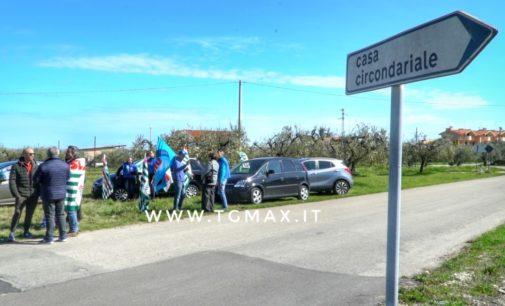Rivolta di 50 detenuti in carcere a Lanciano, protesta la polizia penitenziaria