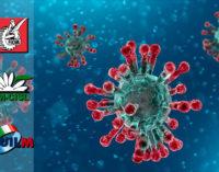 Coronavirus: fabbriche chiuse fino a domenica 22 marzo, l'appello dei sindacati Fim, Fiom e Uilm