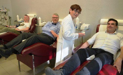 Lanciano: i donatori di sangue non temono il Coronavirus, niente calo nella raccolta in tutta la provincia di Chieti