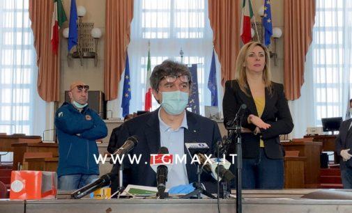 Coronavirus: spegnere la Val di Sangro, lo chiede il presidente della Regione Marsilio