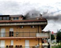 Lanciano: mansarda a fuoco, ustionato l'avvocato Marco Di Domenico