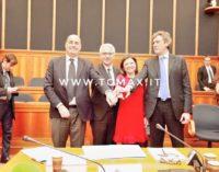 Coronavirus: il presidente Marco Marsilio in isolamento volontario, giorni fa ha incontrato Zingaretti