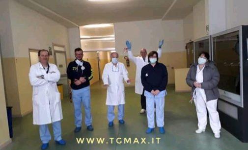 Coronavirus: mascherine e tute di protezione donate all'Ospedale di Ortona
