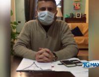 Coronavirus: il sindaco di Ortona reitera la richiesta di zona rossa, ad oggi 32 persone positive al Covid 19