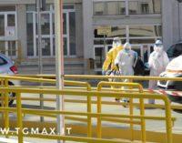 Coronavirus: stazionarie le condizioni dei pazienti di Vasto, migliorano quelle del contagiato di Lanciano