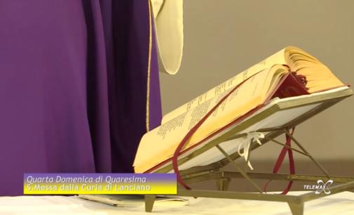 Coronavirus: l'arcivescovo Emidio Cipollone celebra la Settimana Santa in Cattedrale a Lanciano, gli appuntamenti liturgici su Telemax