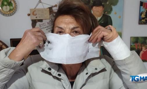 Coronavirus: arrivano le mascherine per gli autotrasportori ma sono una beffa, la protesta in Val di Sangro