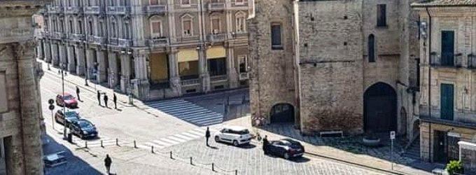 Lanciano: controlli dei carabinieri, 20 multe per uscite ingiustificate o senza autodichiarazione