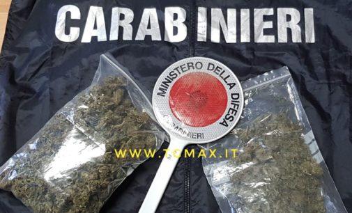 Droga: pusher arrestato a Sant'Eusanio del Sangro
