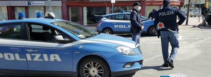 """Coronavirus: 50 controlli della polizia in città, """"lancianesi virtuosi"""""""