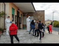 Ortona, eseguiti tamponi su 300 residenti della zona rossa di Caldari