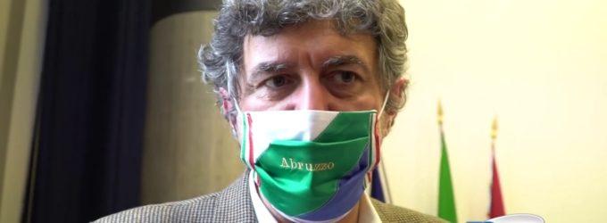 Coronavirus: il presidente Marco Marsilio in isolamento, positivo il capo della segreteria