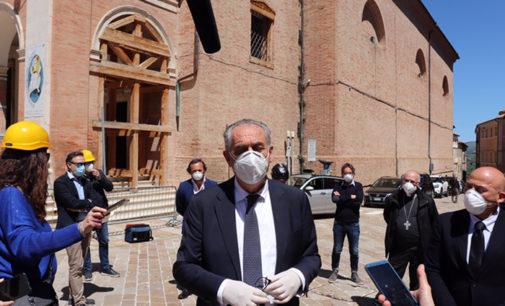 Bufera Procure: Lega, Giovanni Legnini lasci il ruolo da commissario ricostruzione post sisma