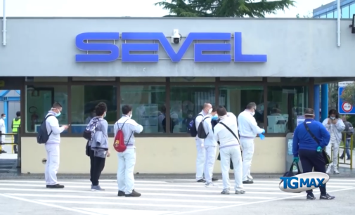 Sevel lascia a casa 47 interinali, in arrivo lavoratori trasfertisti da Cassino