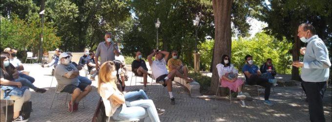 Fossacesia: incontro con i balneatori per la stagione 2020, riparte il progetto bike-bus e bike-treno