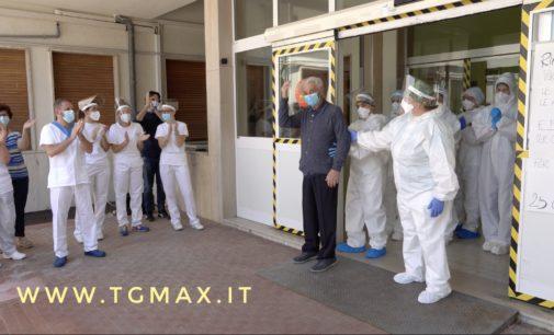 Atessa: dimesso l'ultimo paziente Covid-19, Matteo ha 91 anni