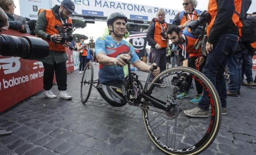 Grave incidente per Alex Zanardi, era atteso a Lanciano il 23 giugno per la tappa di Obiettivo tricolore