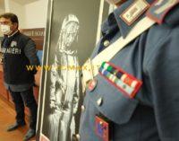L'Aquila: i carabinieri trovano un'opera di Bansky, era stata sottratta al Bataclan di Parigi nel 2019