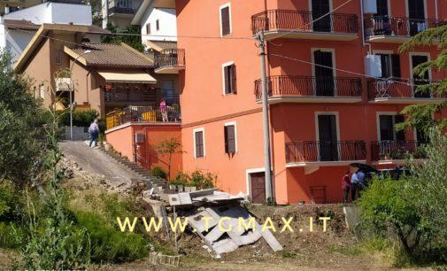 Atessa: imprenditore edile cade in cantiere, trasportato in elisoccorso a Pescara