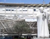 Lanciano: intervento chirurgico per il bimbo ustionato e ricoverato al Policlinico Gemelli