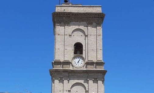 Lanciano: verso il ripristino dello sparo di mezzogiorno, affidati i lavori per la riparazione dell'orologio della Torre civica