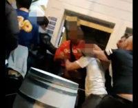 """Lanciano: """"attentato"""" al limoncello, in tre denunciati dai carabinieri per rissa"""