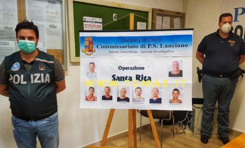 Lanciano: tutti gli arresti per la rissa tra famiglie rom