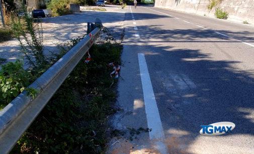 Lanciano: Dominik è morto pochi minuti dopo lo scontro, indossava la cintura di sicurezza