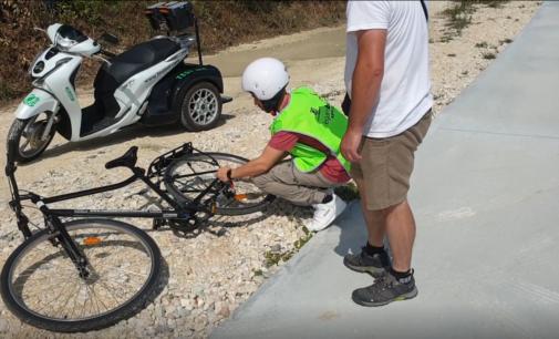 Duck, tre ruote per la ciclo-officina mobile di Legambiente sulla costa dei trabocchi
