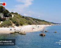 Linea dei trabocchi e mobilità alternativa per arrivare in spiaggia Il Punto