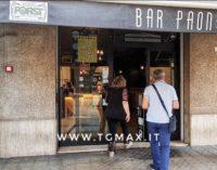 Lanciano: bottiglia incendiaria al bar Paone, indaga la polizia