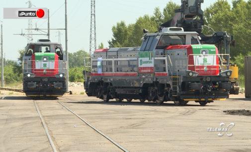 Sangritana: ecco i due nuovi locomotori per il trasporto merci