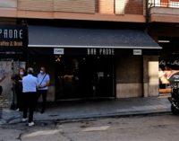 Lanciano: bottiglia incendiaria al Bar Paone, denunciato 32enne