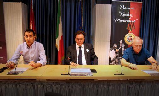 Premio Rocky Marciano per medici e infermieri, sportivo dell'anno Giulio Ciccone
