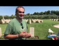 Ortona: omaggio ai nativi d'America caduti per la libertà