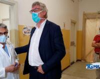 Lanciano: il manager Asl Schael promette tecnologia e personale al Renzetti