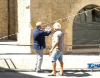 Lanciano, lo sparo di batteria sulla Torre civica apre la Novena alla Madonna del Ponte