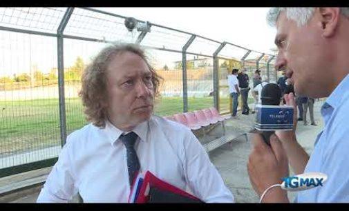 Lanciano calcio, il presidente Fabio De Vincentiis abbassa il tiro per la cessione del club