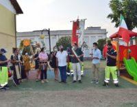 Fossacesia: ecco il parco giochi inclusivo realizzato nell'area verde Bucciante