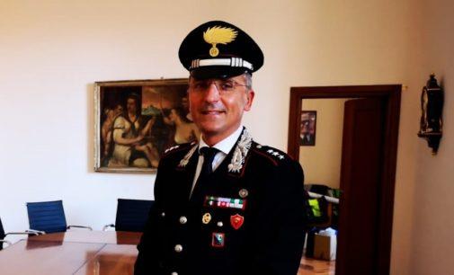 Carabinieri: Ragucci lascia il comando di Ortona, arriva il capitano Luigi Grella