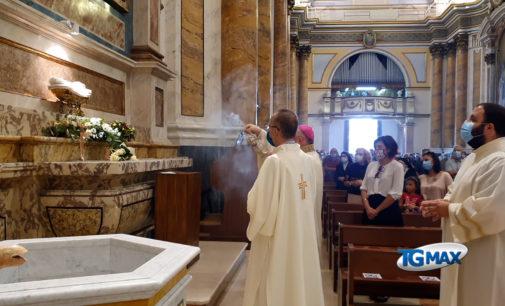 Lanciano: il Dono senza sfilata dei carri, messa pontificale per Maria Bambina