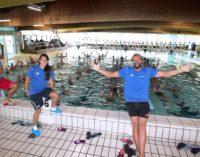 Rosolino torna alle Naiadi, Marsilio: l'Abruzzo investe nello sport