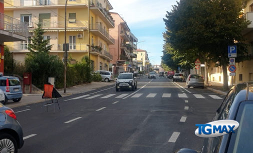 Giro d'Italia a Lanciano: è polemica sugli asfalti