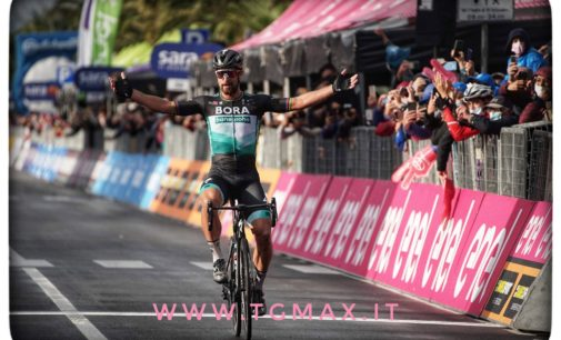 Giro d'Italia: Sagan vince la tappa Lanciano – Tortoreto