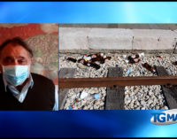 Aggressione alla ex stazione ferroviaria Sangritana: Giuliante respinge le accuse, Tua è vittima della situazione