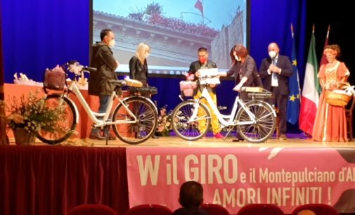 Rifiorisce Lanciano: consegnate le bici elettriche ai vincitori